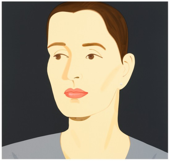 Alex Katz - Vivien (Bettencourt)