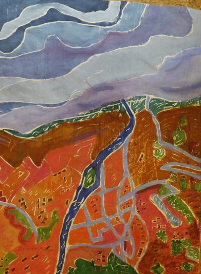 Aline Feldman new - Down From The Hills