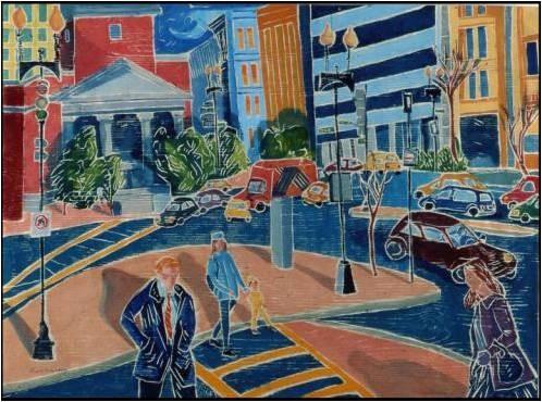 Aline Feldman new - Light Crossing (D.C.)