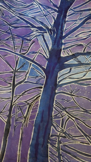 Aline Feldman new - Night Kaleidoscope