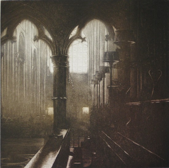 Anja Percival new - Cathedral Light V
