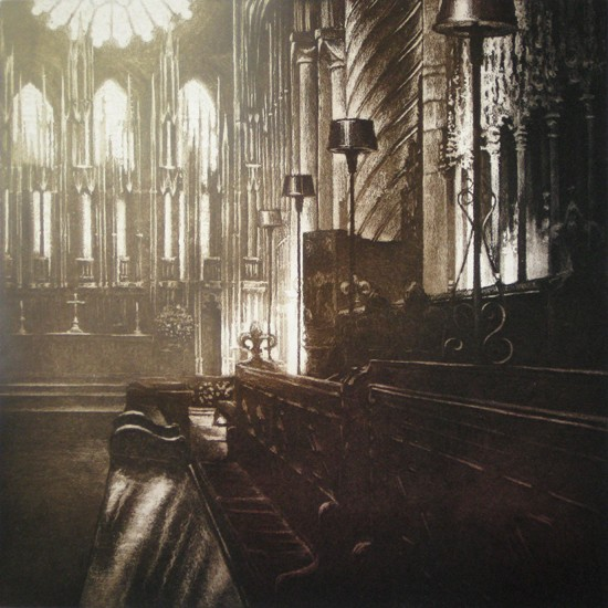 Anja Percival new - Cathedral Light VI