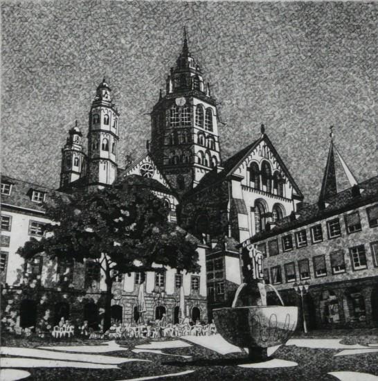 DeAnn Prosia - 1000 Year Old Mainzer Dom