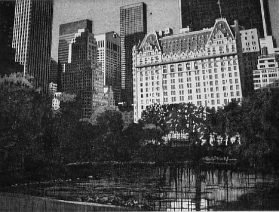 DeAnn Prosia - A Walk Through South Central Park