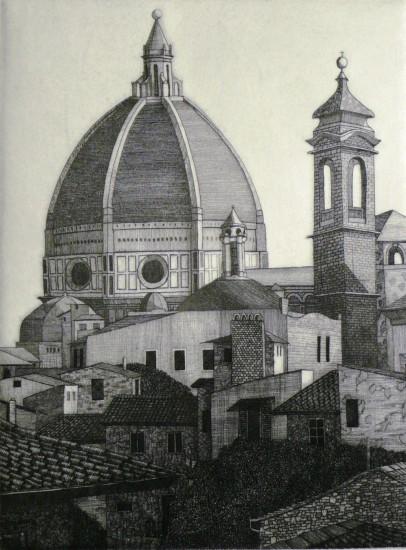 DeAnn Prosia - Duomo, Florence, Italy