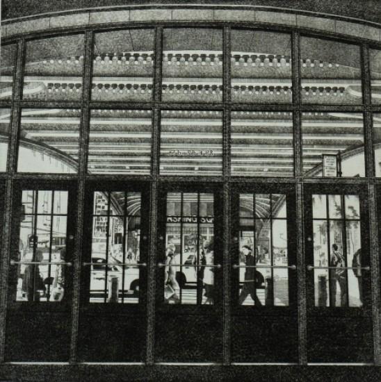 DeAnn Prosia - Entrance to the City