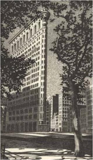 DeAnn Prosia - The Flatiron Building