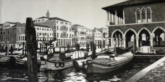 DeAnn Prosia - Grand Canal, Venice