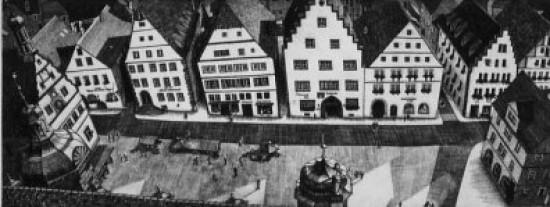 DeAnn Prosia - Marketplace, Rothenburg