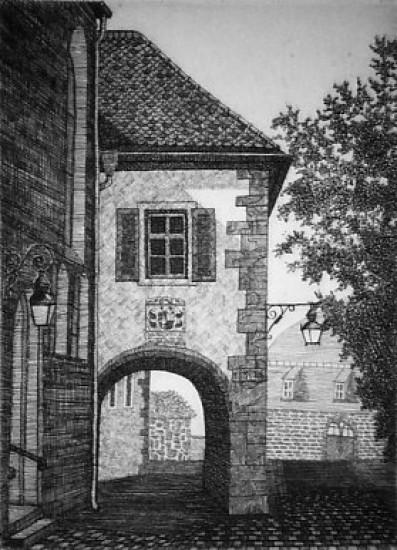 DeAnn Prosia - Medieval Rothenburg
