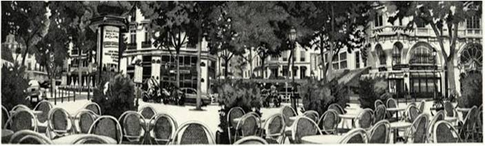 DeAnn Prosia - Paris Cafe