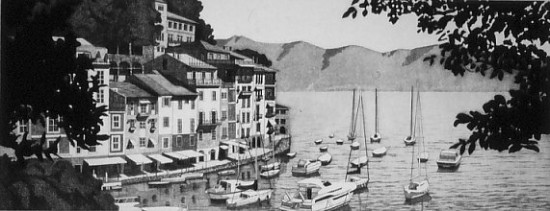 DeAnn Prosia - Portofino Harbor