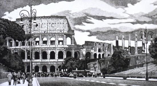 DeAnn Prosia - Roman Colossuem