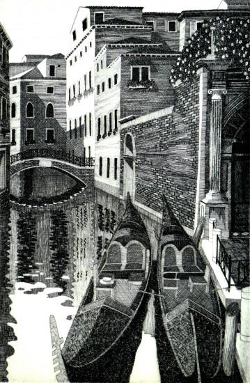 DeAnn Prosia - Venice Canal