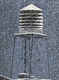Emily Trueblood - Snowy Tower 2