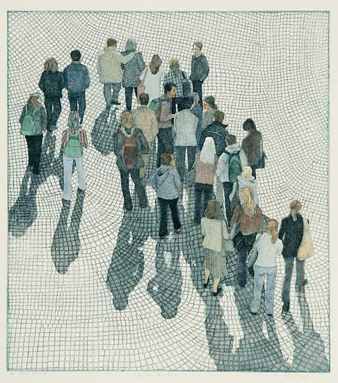 Eric Goldberg - Prints - Into the Light