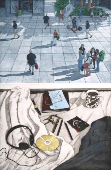 Eric Goldberg - Prints - The Day Before Tomorrow