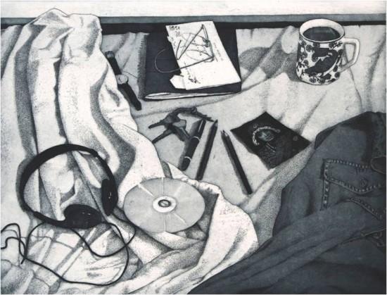 Eric Goldberg - Prints - Travel in Mind