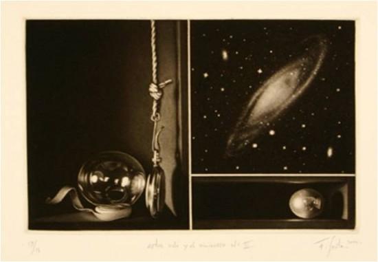 Francisco Souto - After Uno y el universo No. II