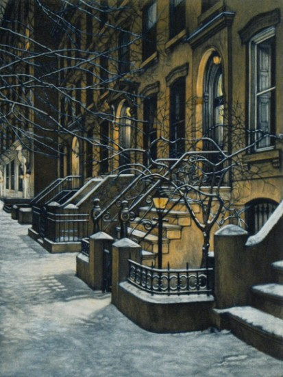 Frederick Mershimer - Night Lights