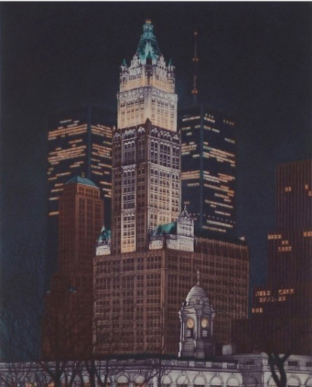 Frederick Mershimer - Woolworth Building