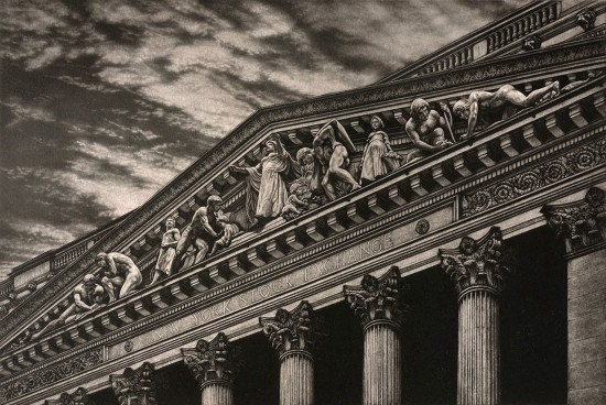 Frederick Mershimer - Works of Man (New York Stock Exchange)