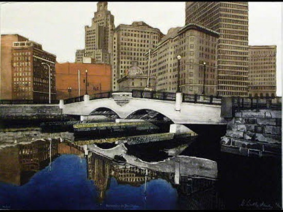 Grace Bentley-Scheck - Reflections on Providence