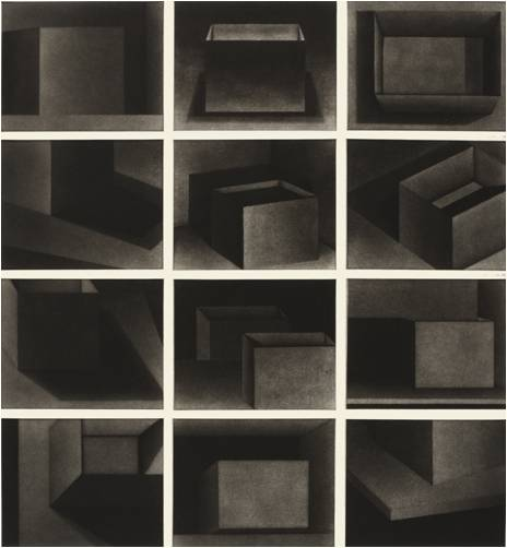 Holly Downing - Twelve Boxes