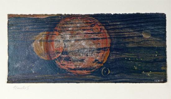 Ilse Schreiber-Noll - Planets I