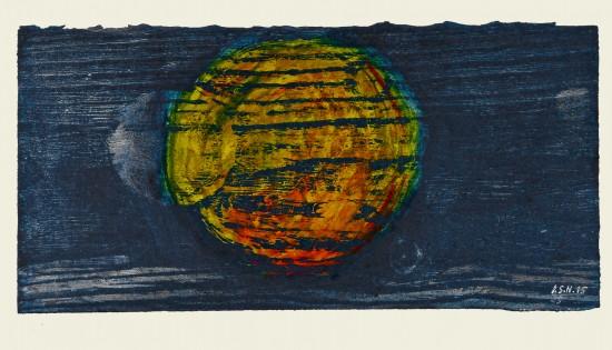 Ilse Schreiber-Noll - Planets II