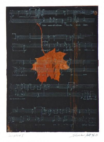Ilse Schreiber-Noll - Herbstlied I