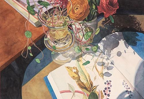 Jane Goldman - Prints - Audubon February