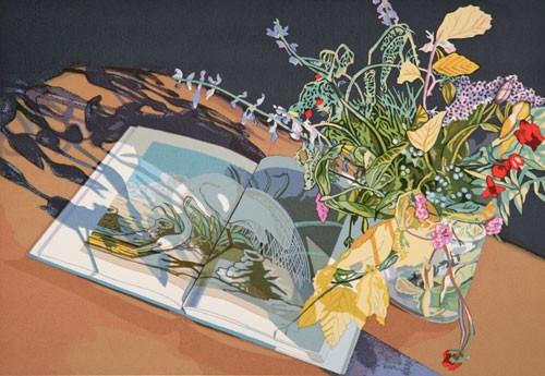 Jane Goldman - Prints - Audubon September