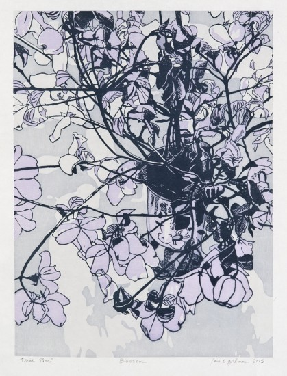 Jane Goldman - Prints - Blossom