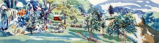 Jane Goldman - Prints - Quechee Spring