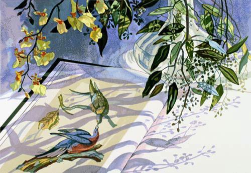 Jane Goldman - Prints - Audubon Passenger Pigeon