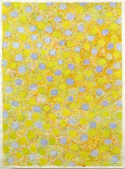 Keiko Hara - Works on paper - Verse S-M Yellow