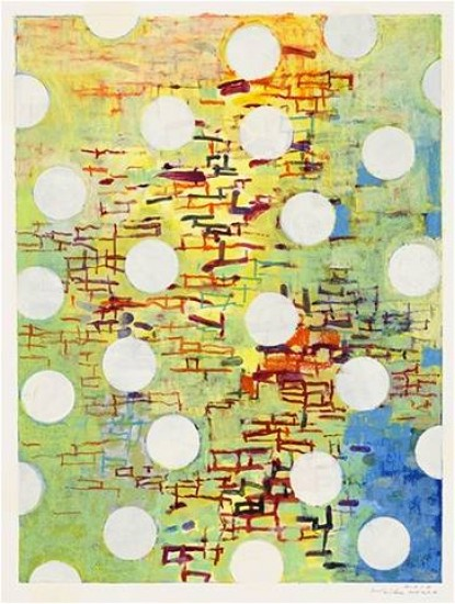 Keiko Hara - Works on paper - Space Sukumu-Sky 19