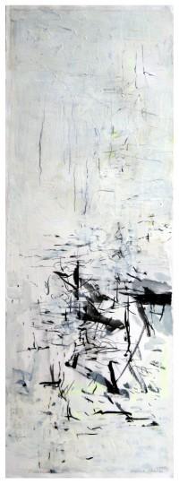 Keiko Hara - Works on paper - Verse S-14