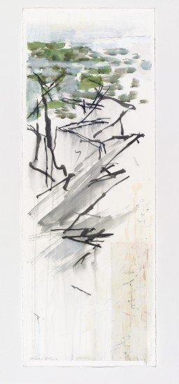 Keiko Hara - Works on paper - Verse S-8