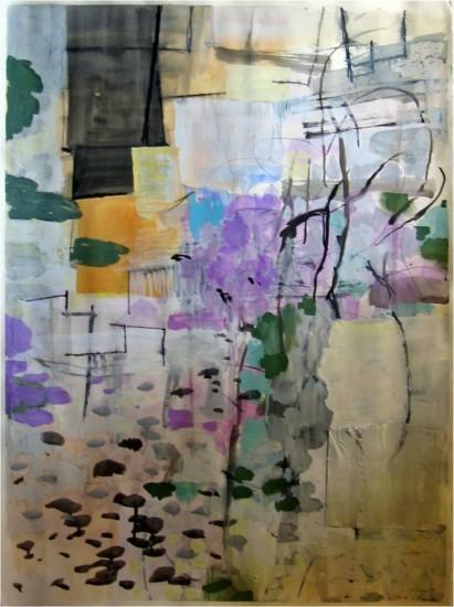 Keiko Hara - Works on paper - Verse S-2