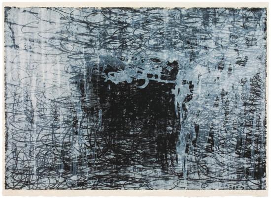 Keiko Hara - Works on paper - Verse – Space M-II