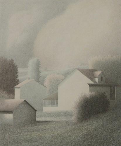 Robert Kipniss - Lithographs - A Late Awakening