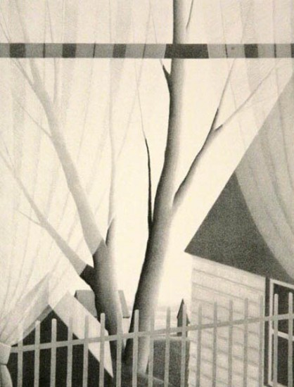 Robert Kipniss - Lithographs - Winter