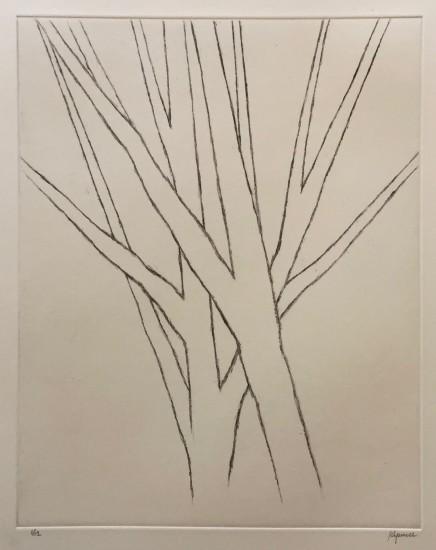 Robert Kipniss - Mezzotints - Reaching