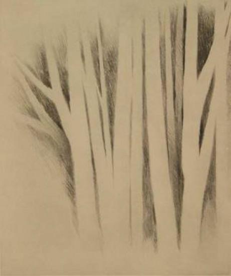 Robert Kipniss - Mezzotints - Pages from a Sketchbook: #1