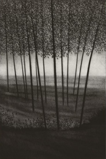 Robert Kipniss - Mezzotints - Tomorrow