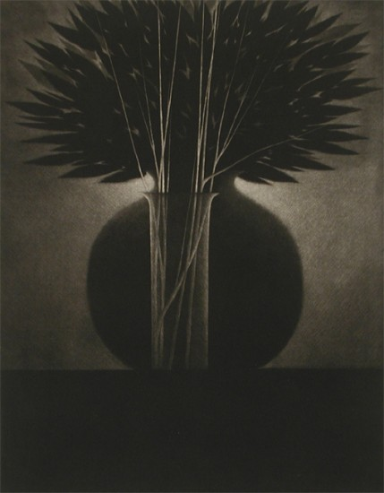 Robert Kipniss - Mezzotints - Two vases