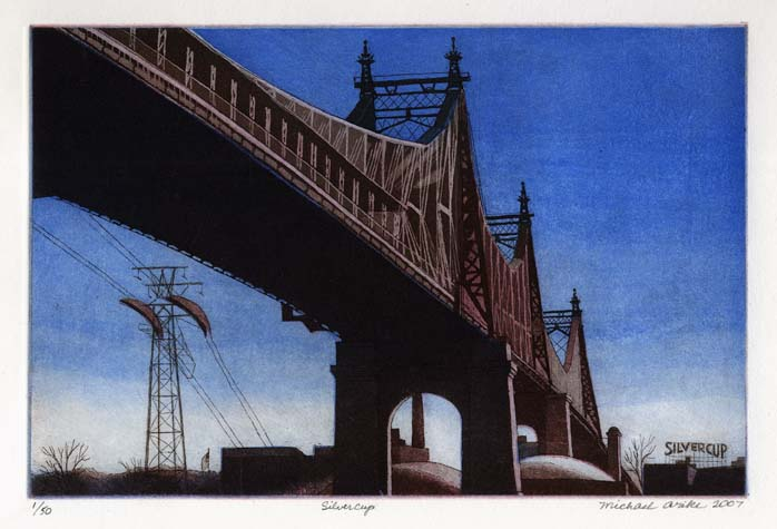 Michael Arike - Silvercup (Fifty-Ninth Street Bridge)