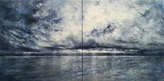 Rebecca Last - Studies in Light & Energy no 128